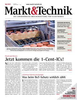 Markt&Technik 38/2021 Digital