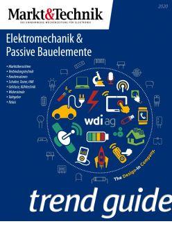 Markt&Technik Trend-Guide Elektromechanik & Passive Bauelemente 2020 Digital