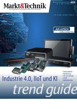 Markt&Technik Trend-Guide Industrie 4.0, IIoT und KI 2020 Digital