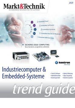 Markt&Technik Trend-Guide Industriecomputer & Embedded Systeme 2020 Digital