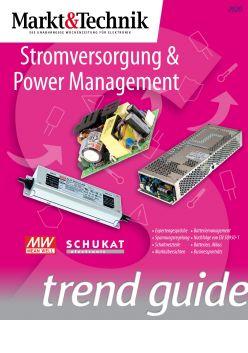 Markt&Technik Trend-Guide Stromversorgung & Powermanagement 2020 Digital