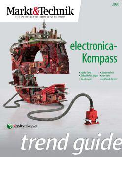 Markt&Technik Trend-Guide electronica Kompass 2020 Digital