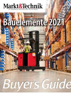 Markt&Technik Trend-Guide Buyers-Guide Bauelemente 2021 Digital