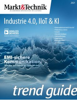 Markt&Technik Trend-Guide Industrie 4.0, IIoT und KI 2021 Digital
