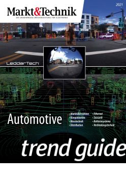 Markt&Technik Trend-Guide Automotive 2021 Digital