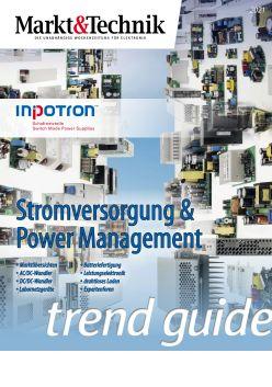 Markt&Technik Trend-Guide Stromversorgung & Powermanagement 2021 Digital