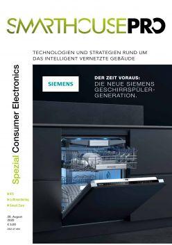 Smarthouse Pro Spezial Consumer Electronics Digital