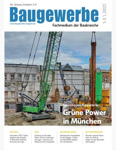 Baugewerbe 01-02/2021 Digital