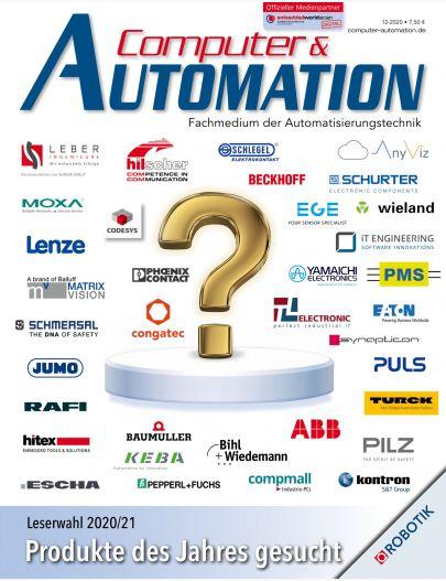 Computer&AUTOMATION 12/2020 Digital