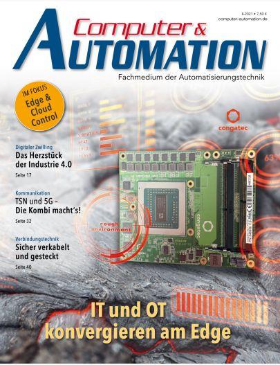 Computer&AUTOMATION 08/2021 Digital