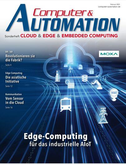 Computer&AUTOMATION Sonderheft Cloud & Edge & Embedded Computing Digital