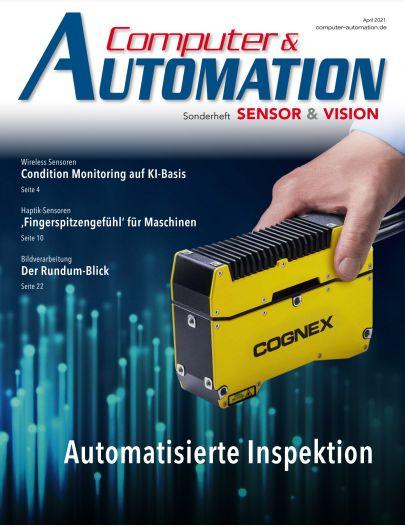 Computer&AUTOMATION Sonderheft Sensor & Vision Digital