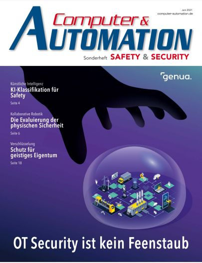 Computer&AUTOMATION Sonderheft Safety & Security Digital
