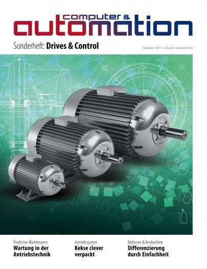 Computer&AUTOMATION Sonderheft Drives & Control Digital