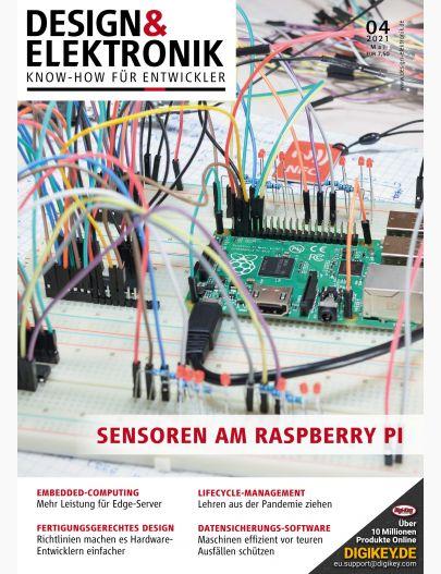 DESIGN&ELEKTRONIK 04/2021 Digital