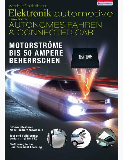 Elektronik automotive 02/2020 Digital