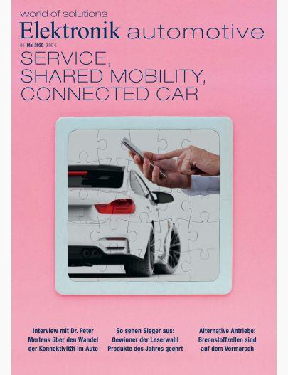 Elektronik automotive 05/2020 Digital