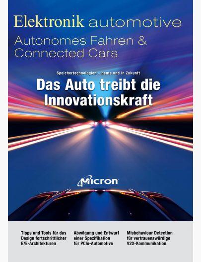Elektronik automotive 10/2021 Digital