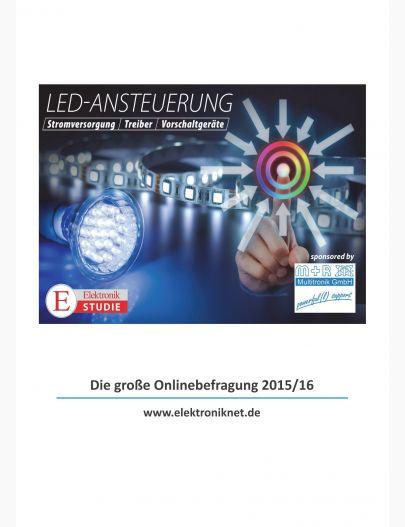 Elektronik Studie LED-Ansteuerung 2016 Digital
