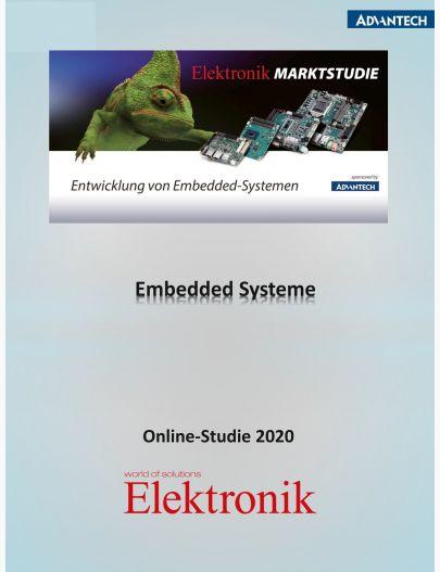 """Elektronik Marktstudie """"Entwicklung von Embedded-Systemen"""" Digital"""