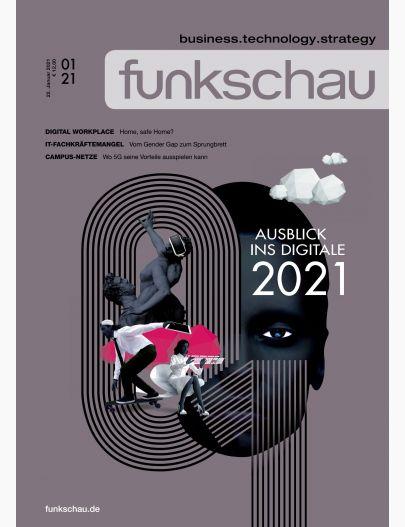 funkschau 01/2021 Digital