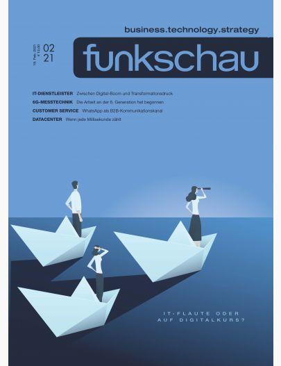 funkschau 02/2021 Digital