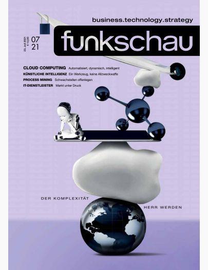 funkschau 07/2021 Print