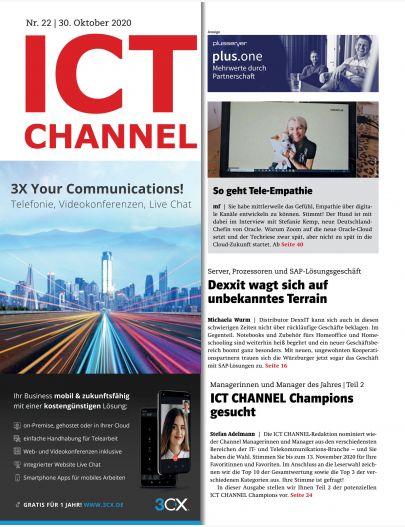 ICT CHANNEL 22/2020 Digital