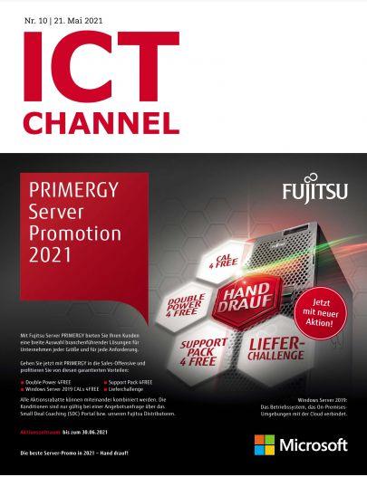 ICT CHANNEL 10/2021 Digital