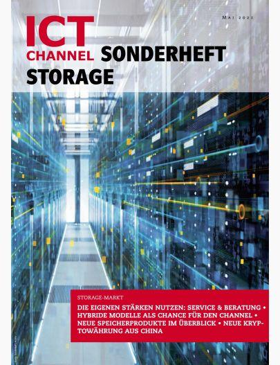 ICT CHANNEL Sonderheft Storage 2021 Digital