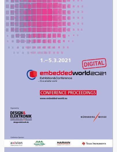 embedded world Conference 2021 DIGITAL Proceedings