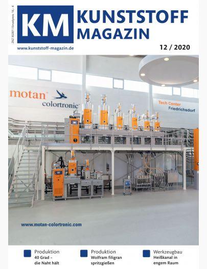 KUNSTSTOFF MAGAZIN 12/2020 Digital