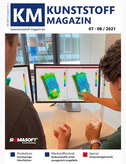 KUNSTSTOFF MAGAZIN 07-08/2021 Digital