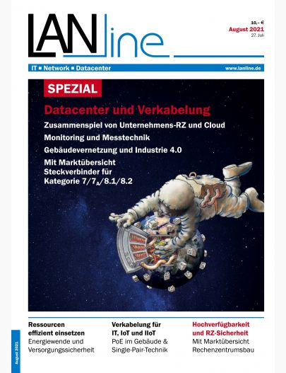 LANline 08/2021 Digital