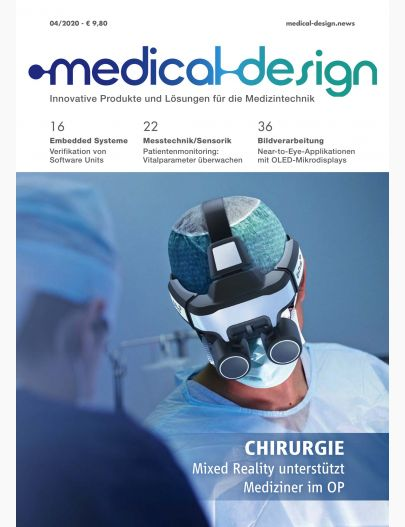 medical design 04/2020 Digital
