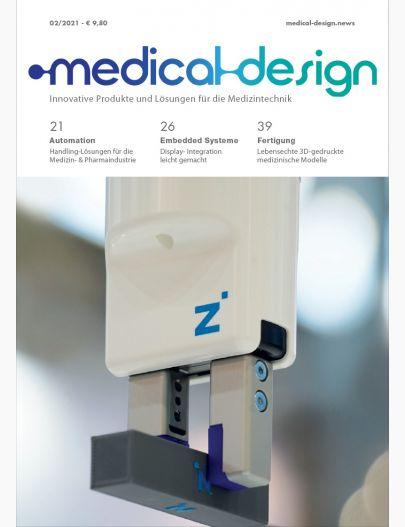 medical design 02/2021 Digital
