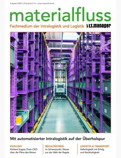 materialfluss 05/2021 Digital