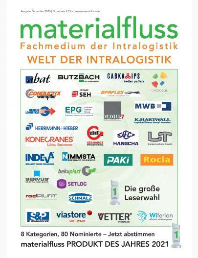 materialfluss Welt der Intralogistik 2020 Digital