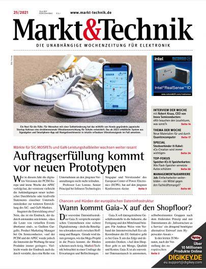 Markt&Technik 25/2021 Digital