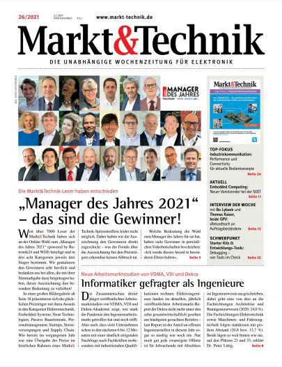 Markt&Technik 26/2021 Digital