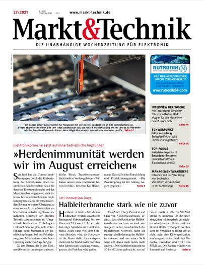 Markt&Technik 27/2021 Digital
