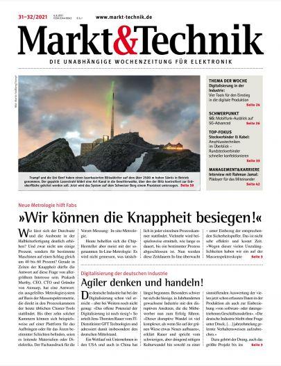 Markt&Technik 31-32/2021 Digital