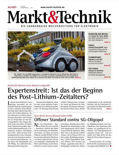 Markt&Technik 34/2021 Digital