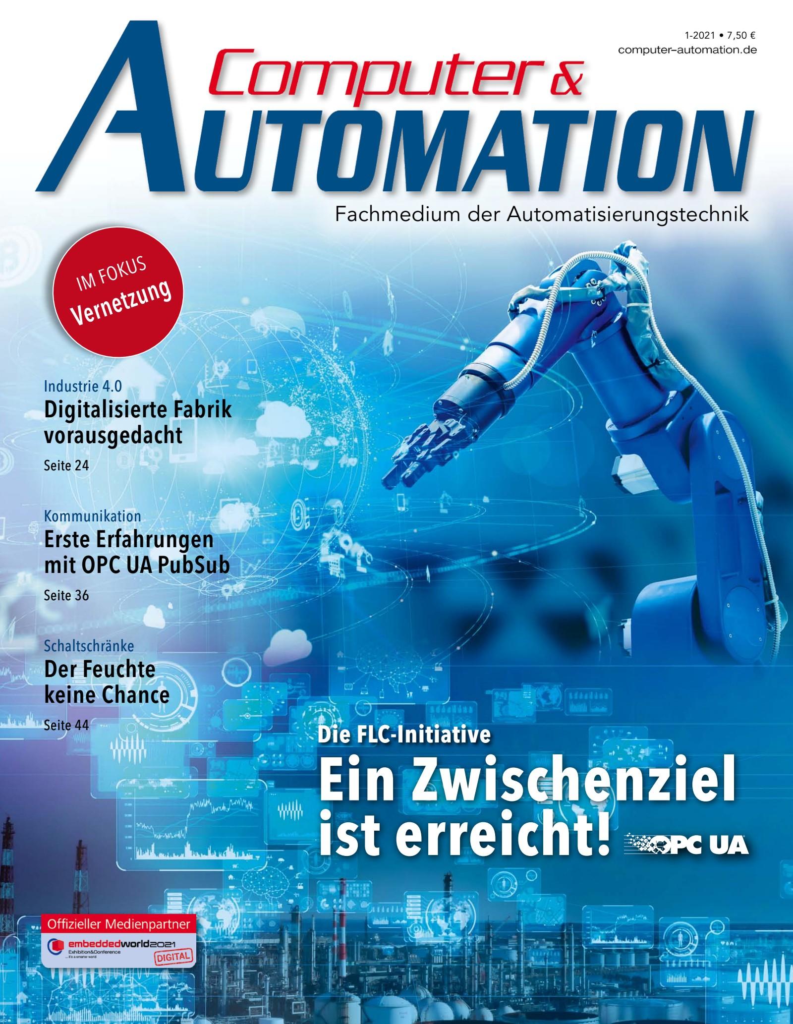 Computer&AUTOMATION 01/2021 Digital