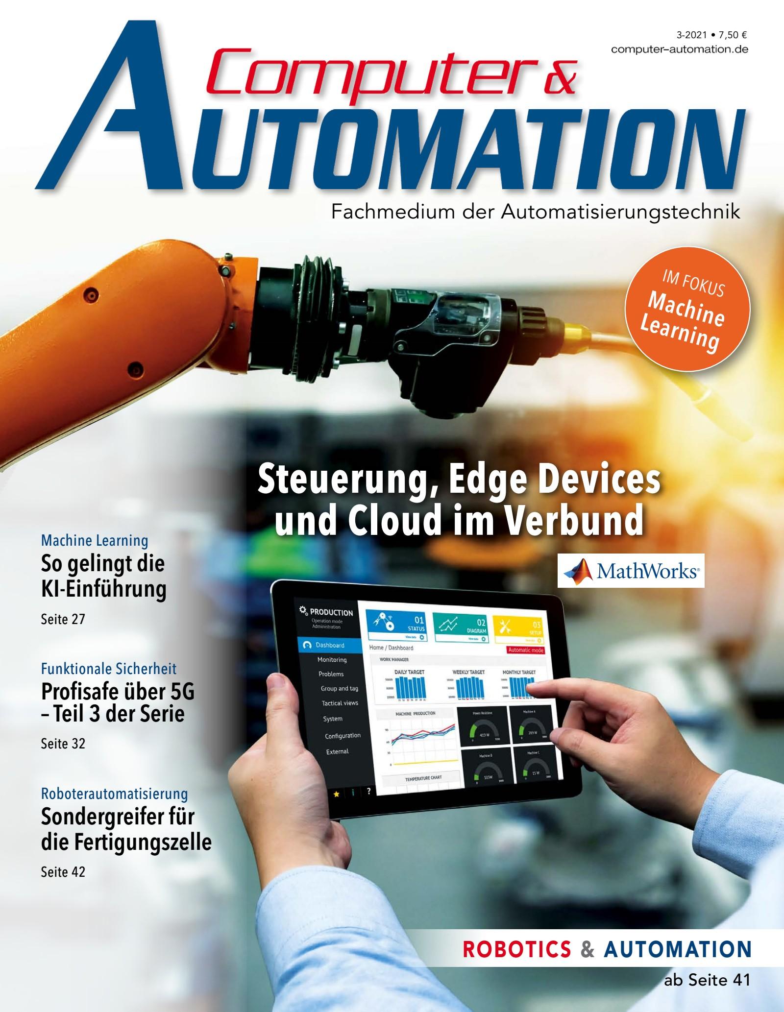 Computer&AUTOMATION 03/2021 Digital