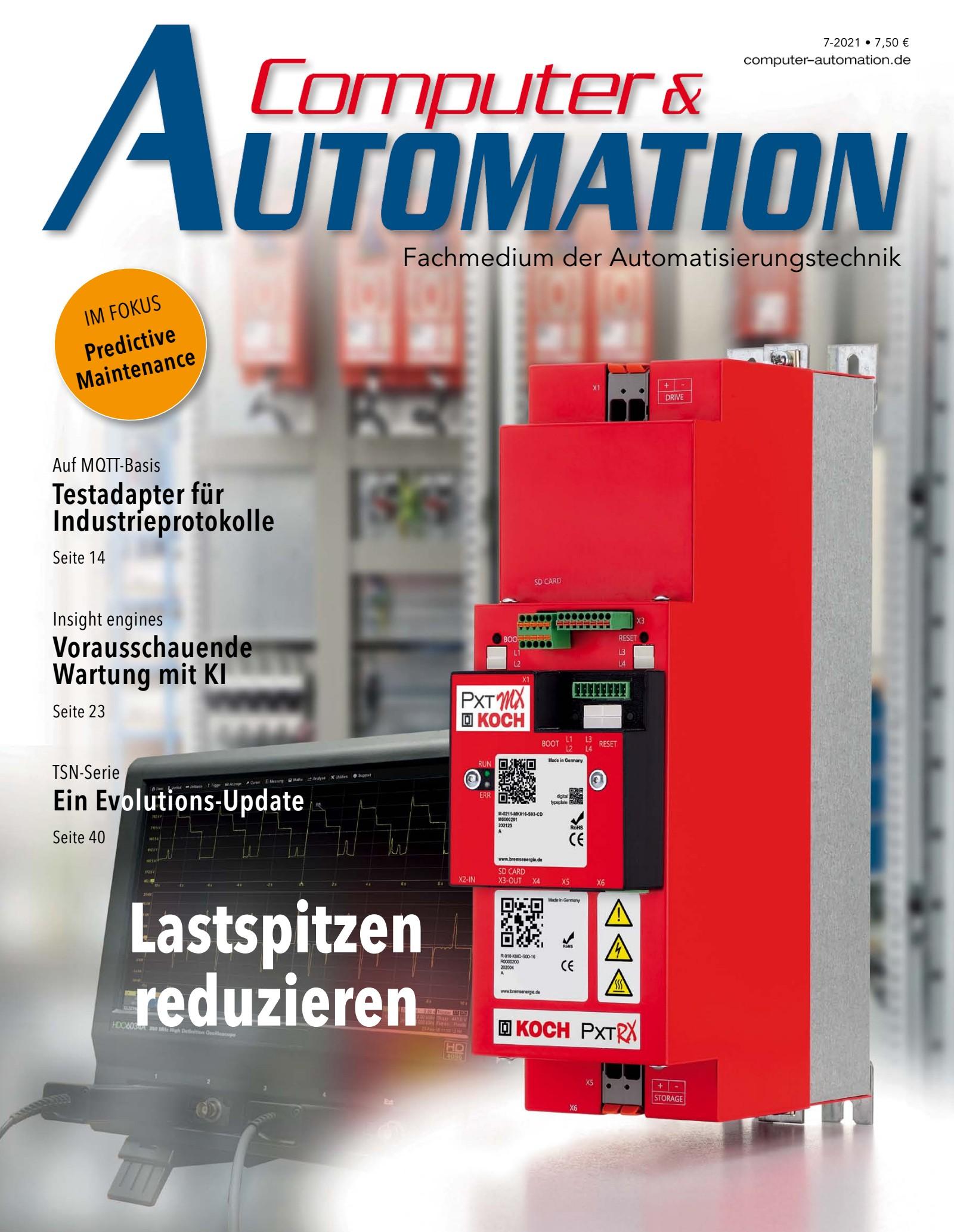 Computer&AUTOMATION 07/2021 Digital