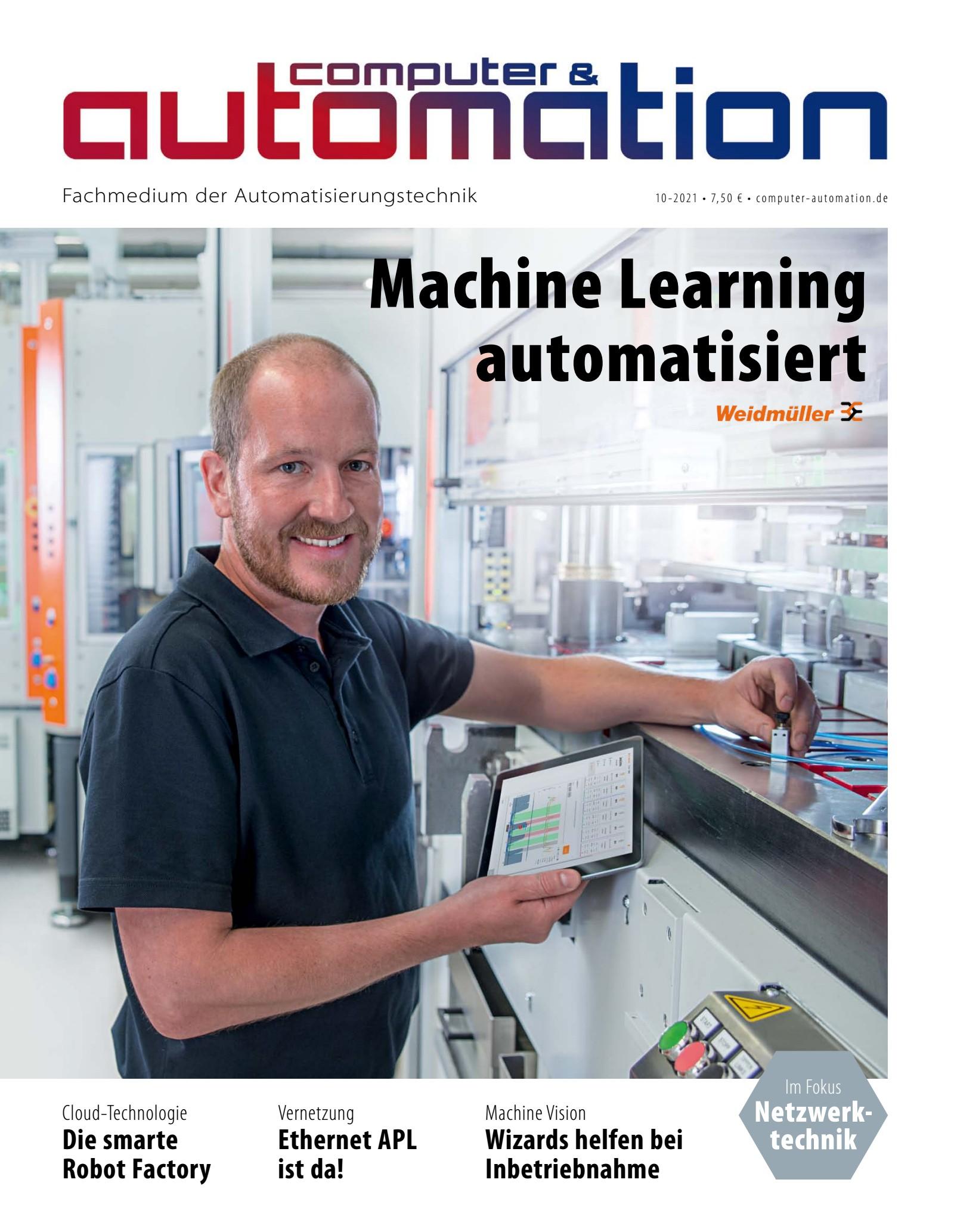 Computer&AUTOMATION 10/2021 Digital