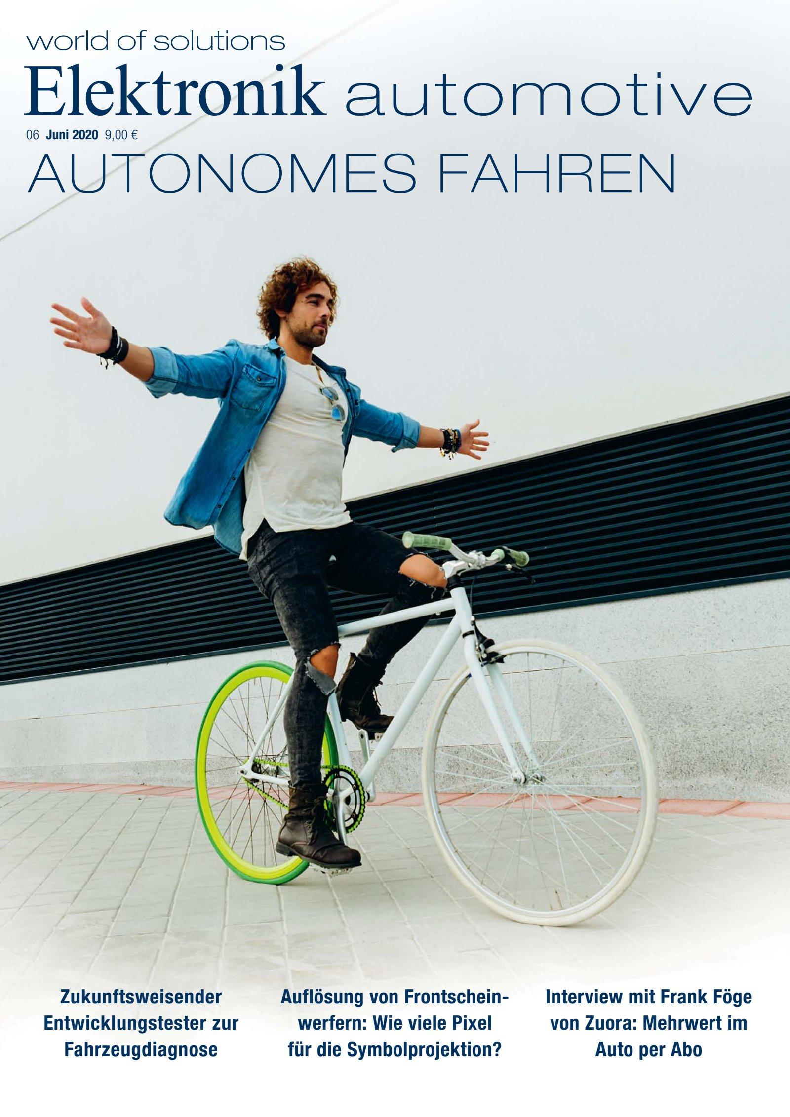 Elektronik automotive 06/2020 Digital