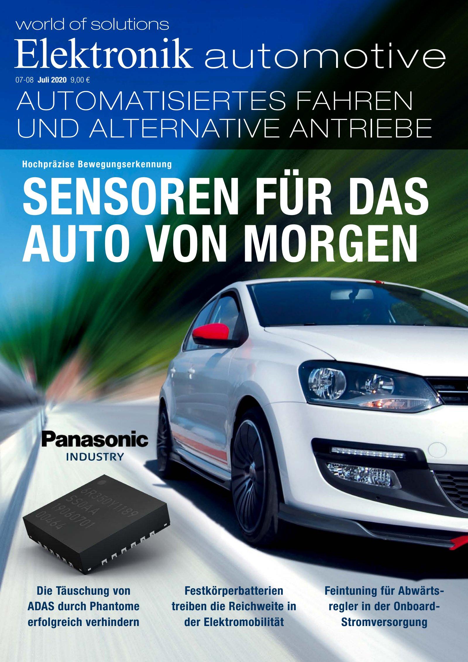 Elektronik automotive 07-08/2020 Digital