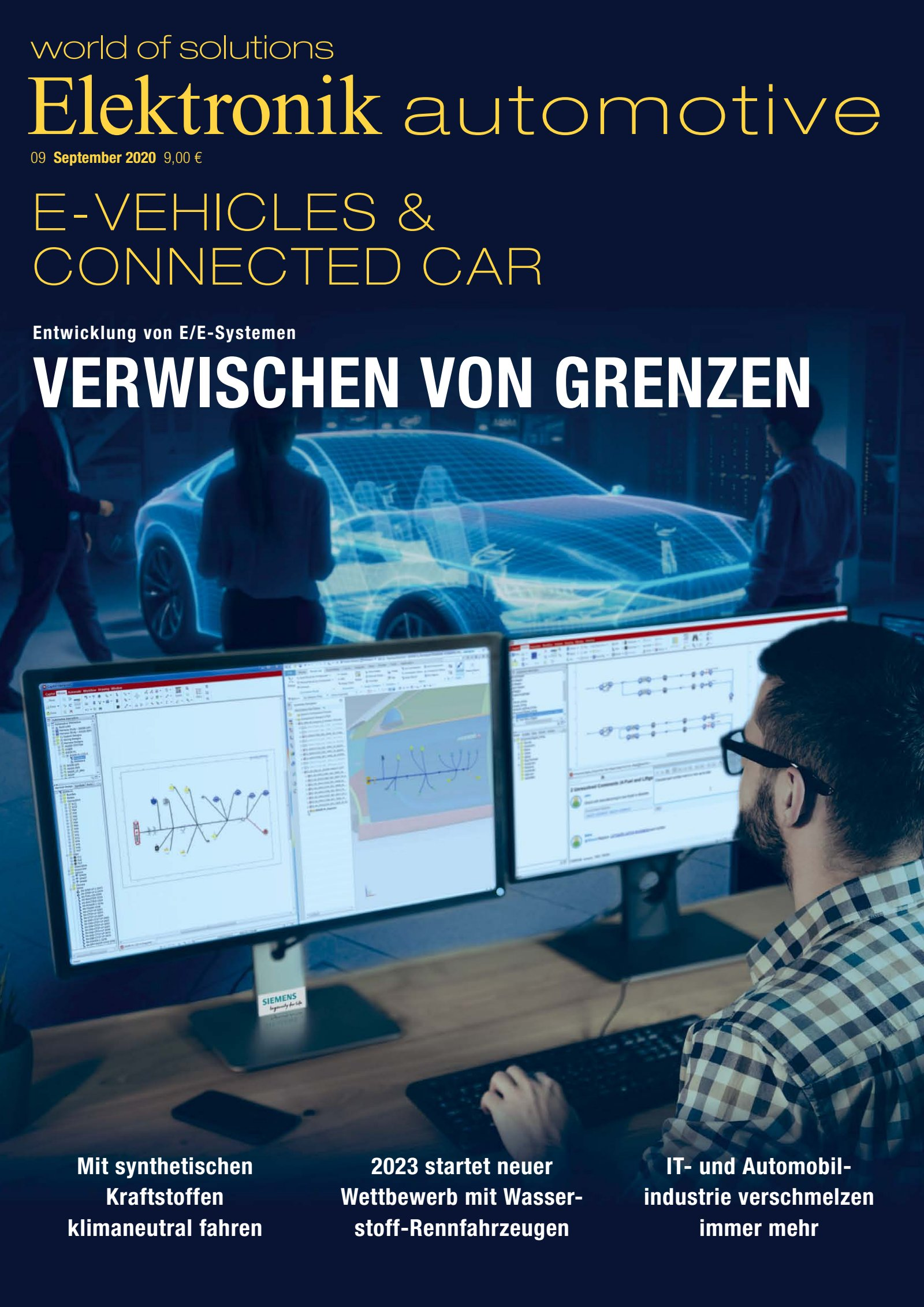 Elektronik automotive 09/2020 Digital